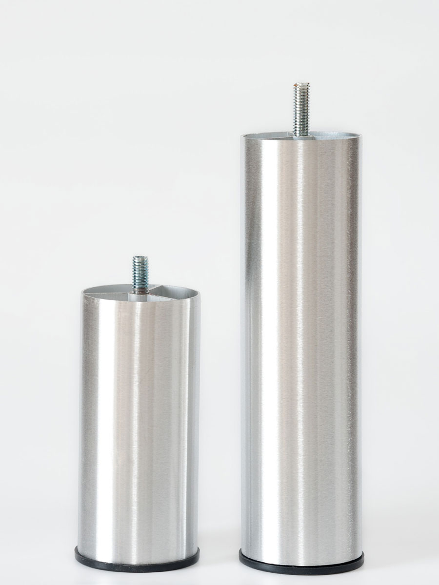 Ben borstad aluminium