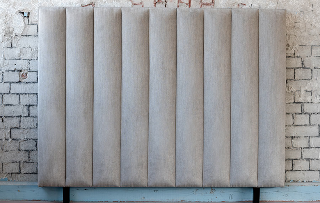 Sänggavel Strand Panel hos Wermdö sängar